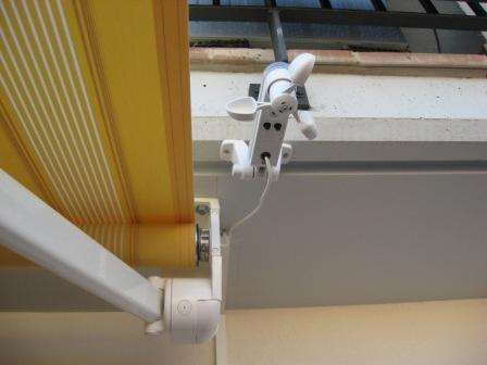 Automatismos para toldos y cortinas en l hospitalet - Motor para toldo ...